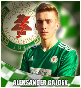 Gajdek Aleksander